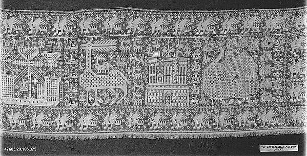 "Valance (""Wedding Train"")"
