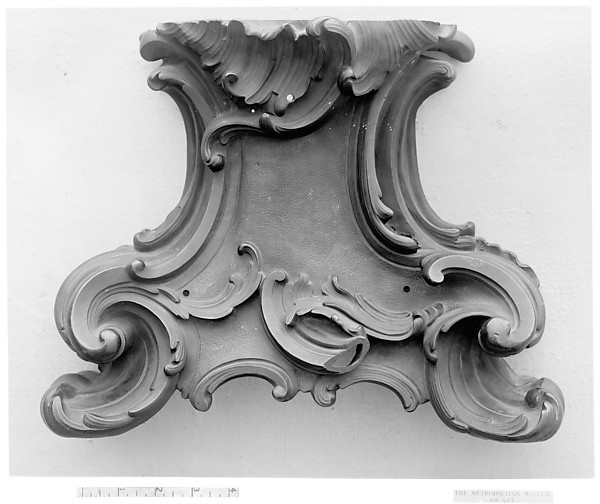 Pediment fragment