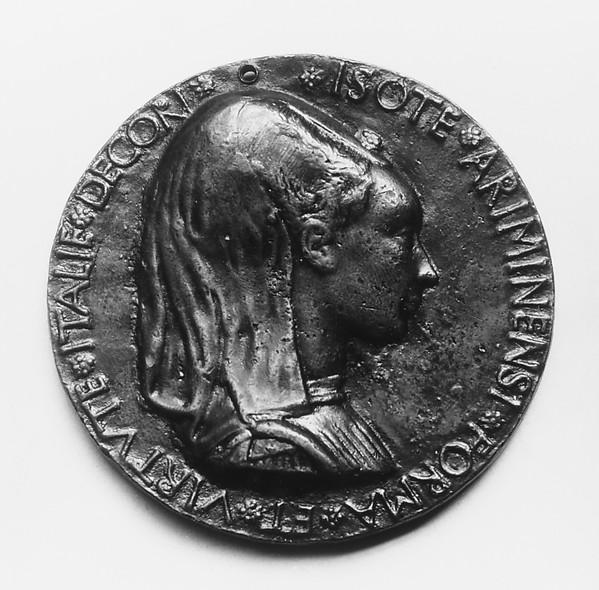 Isotta degli Atti of Rimini, d. 1470