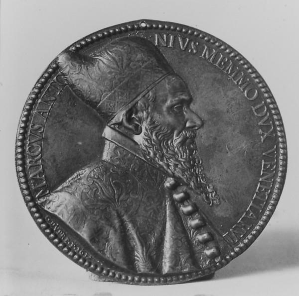 Marc Antonio Memmo, Doge of Venice (1546?–1615, doge 1612–15)