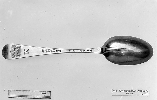 Teaspoon (part of a set)
