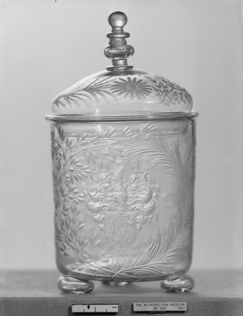 Beaker with cover