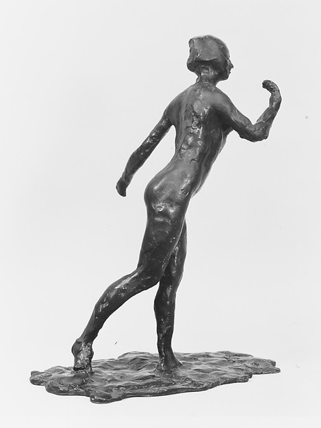 Dancer Bowing (Second State)