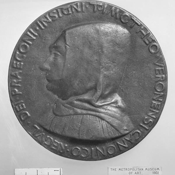 Maffei (Timoteo) Canon of Verona