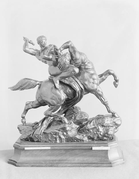 Theseus and the Centaur Bianor
