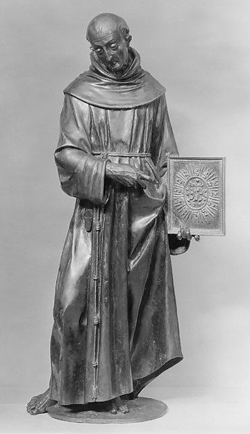 Saint Bernardino of Siena (1380–1444)