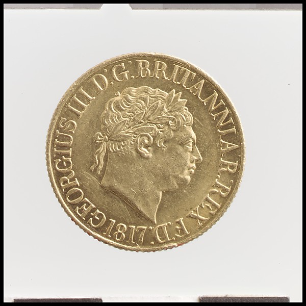 George III sovereign