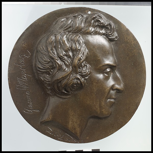 Giacomo Meyerbeer (1791-1842)