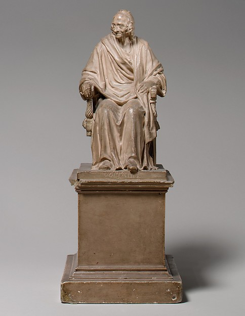 Seated Voltaire