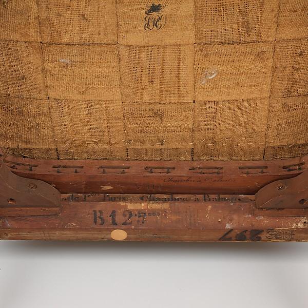 Armchair (Fauteuil à la reine) (one of a pair)