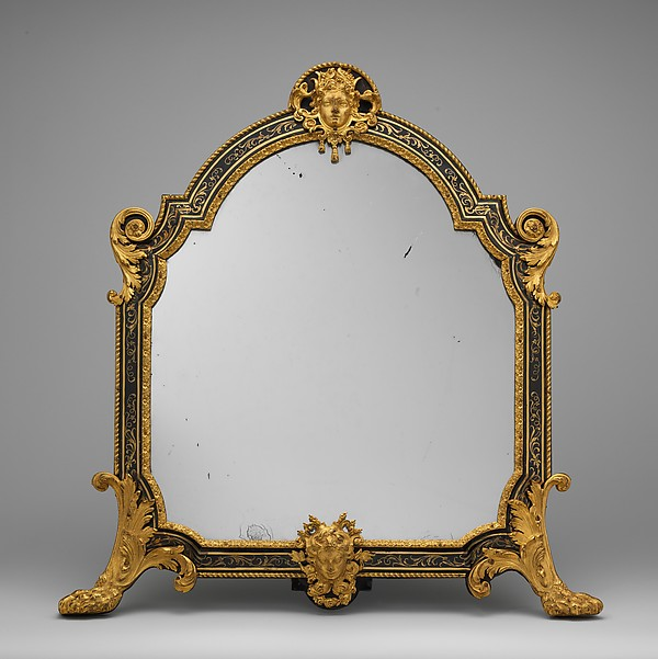 Mirror, Dressing-Table