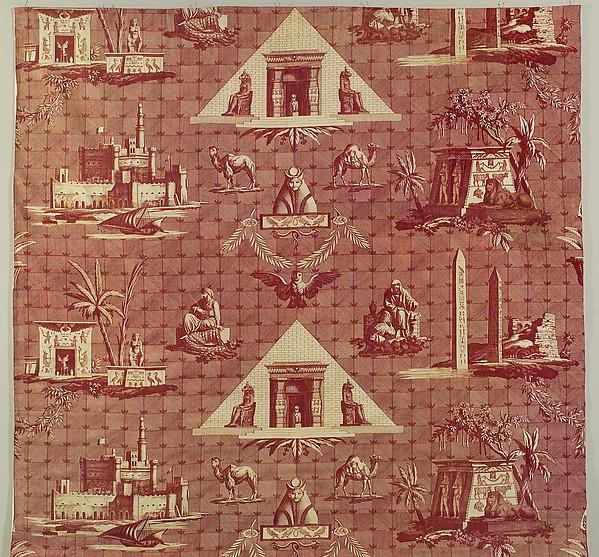 Les monuments d'Égypte
