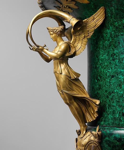 Monumental vase