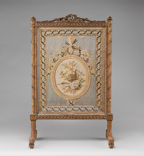 Fire screen (cran)