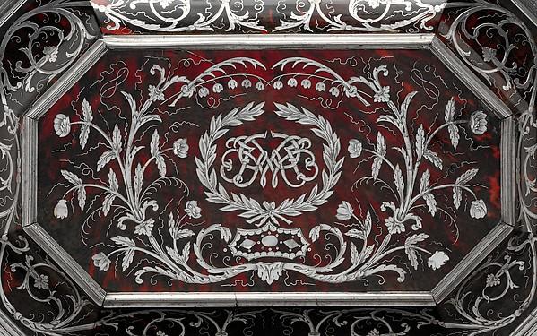 Wig Cabinet (Cabinet De Coiffure)