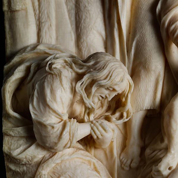 Lamentation Beneath the Cross