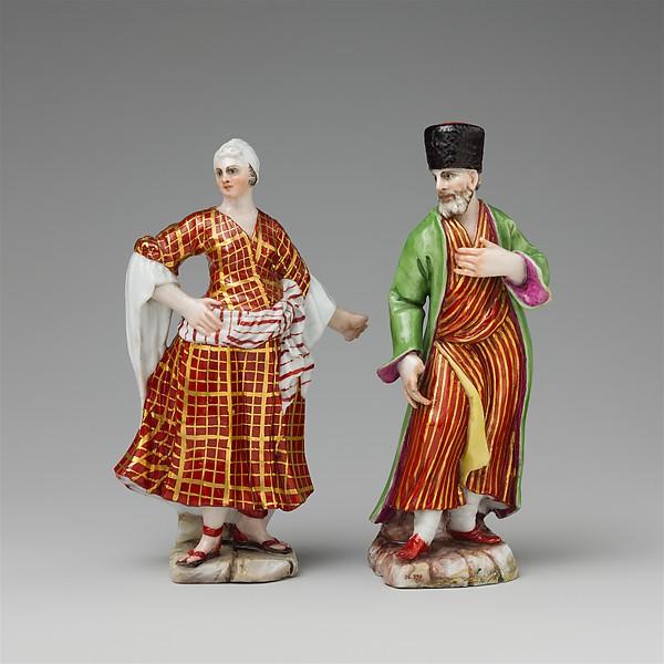 Eastern woman