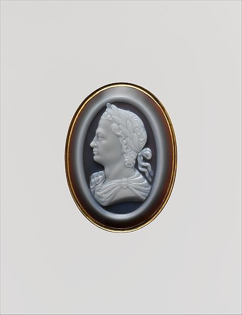 Bust of a Roman Emperor