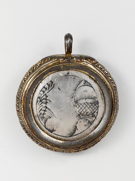 Pendant (one of a pair)