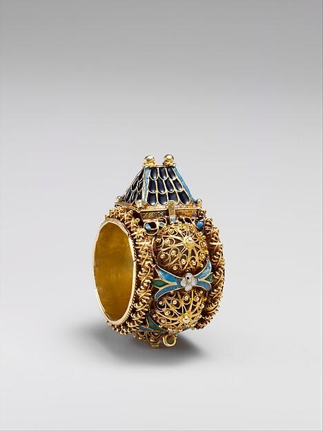 Jewish betrothal ring