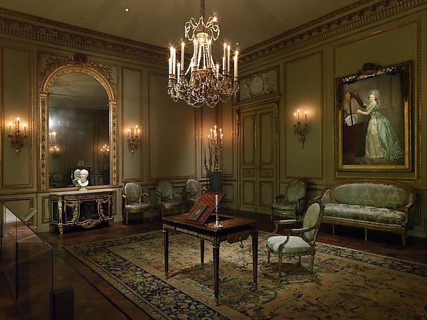 Grand Salon from the Hôtel de Tessé, Paris