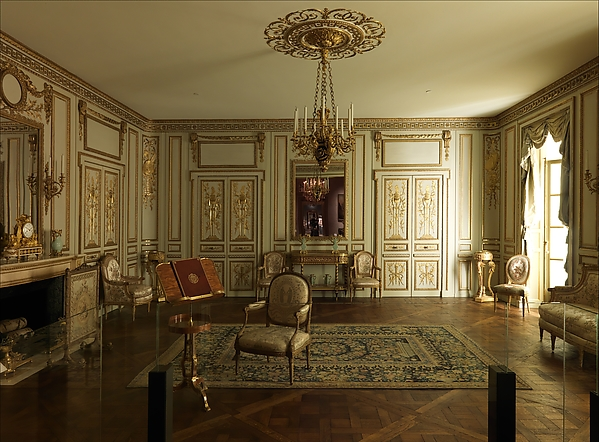 Boiserie from the Hôtel de Cabris, Grasse
