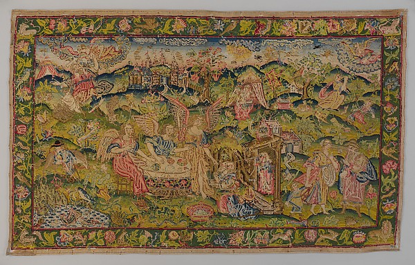 Scenes from the Story of Abraham