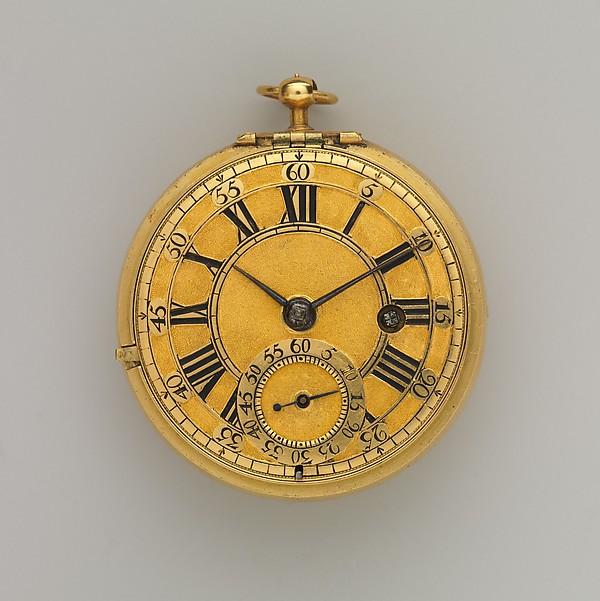 Pair-case watch