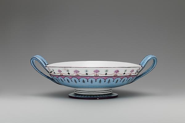 Bowl (jatte à anses relevées or jatte écuelle)