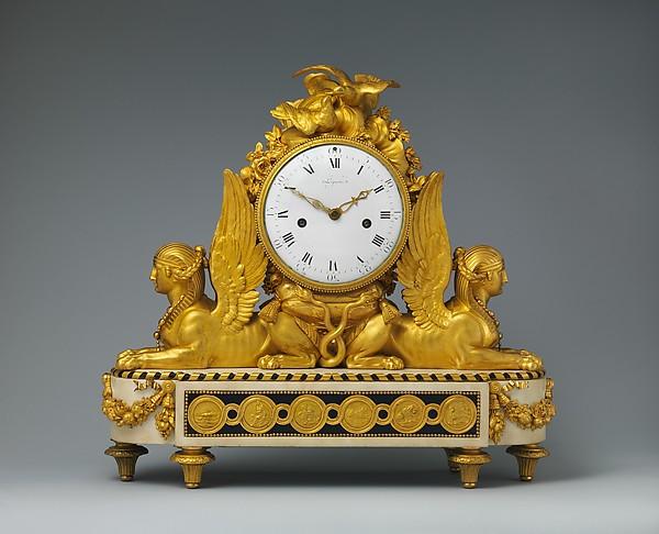 Mantel clock (pendule de cheminée)