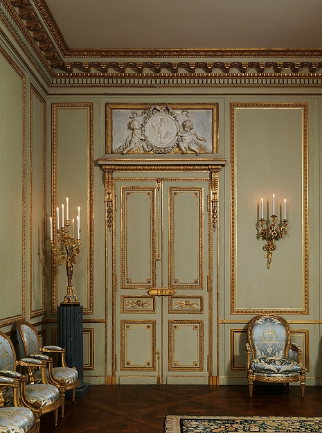 Grand Salon from the Hôtel de Tessé, Paris