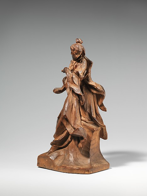 "Model for the so-called ""Female Saint of Starnberg"""