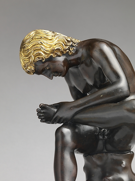 Spinario (Boy Pulling a Thorn from his Foot)