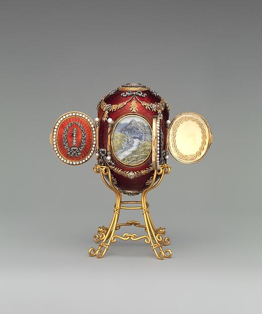 Imperial Caucasus Egg