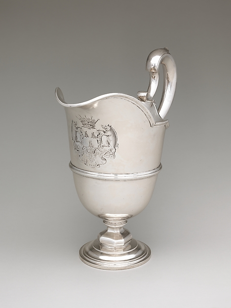 Ewer (one of a pair)