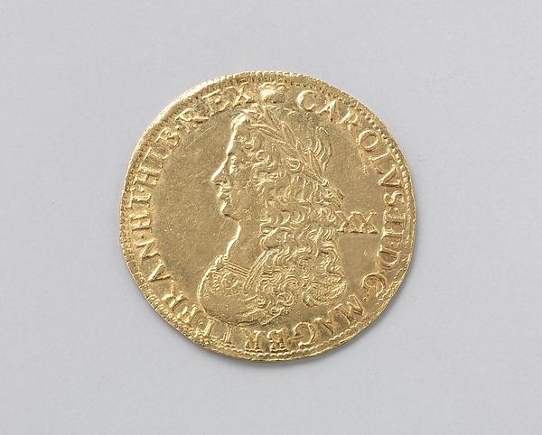 Charles II (r. 1660–85)