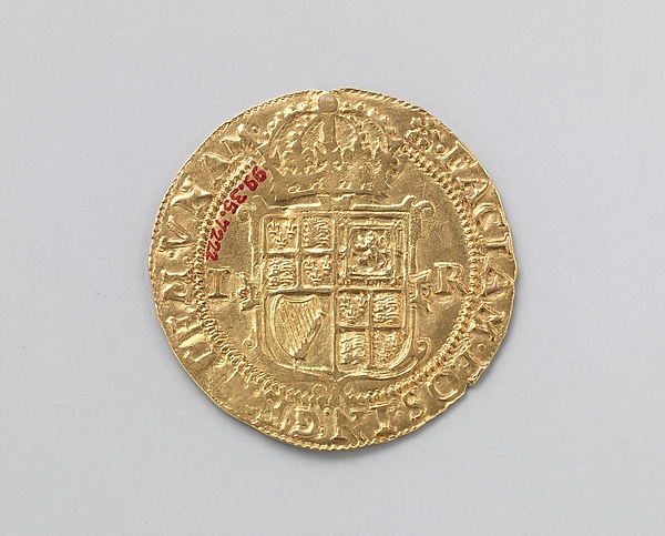 Unite coin of James I (r. 160325)