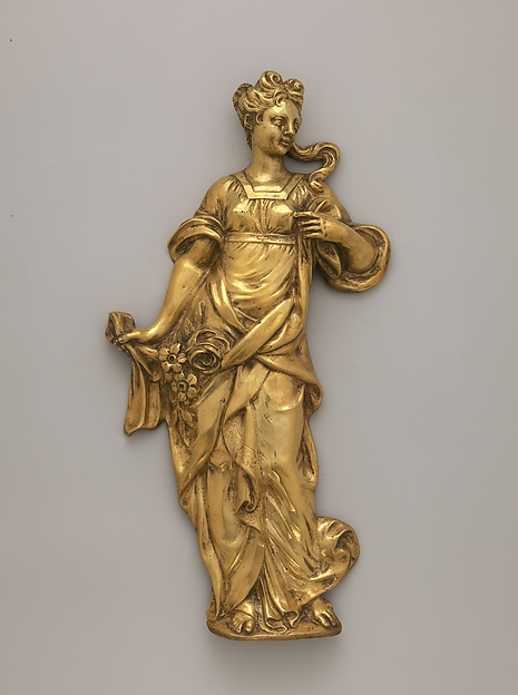 Panel ornament (part of a set)