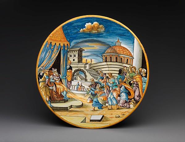 Joseph Receiving his Brethren in Egypt