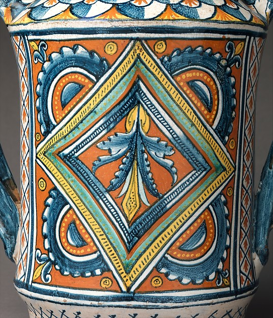 Storage jar (albarello)