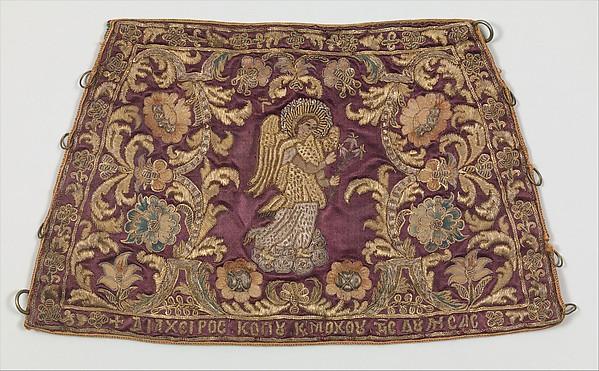 Liturgical cuff