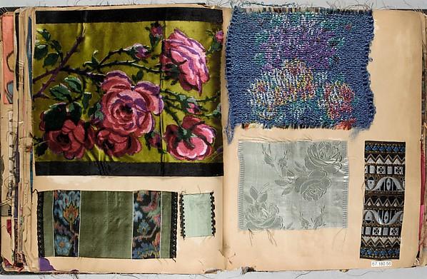 Patterned silks (12 books)