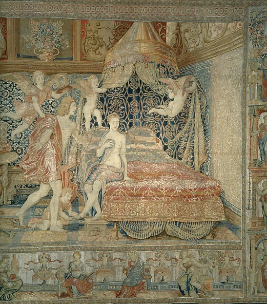 Aglauros's Vision of the Bridal Chamber of Herse, from the Story of Mercury and Herse