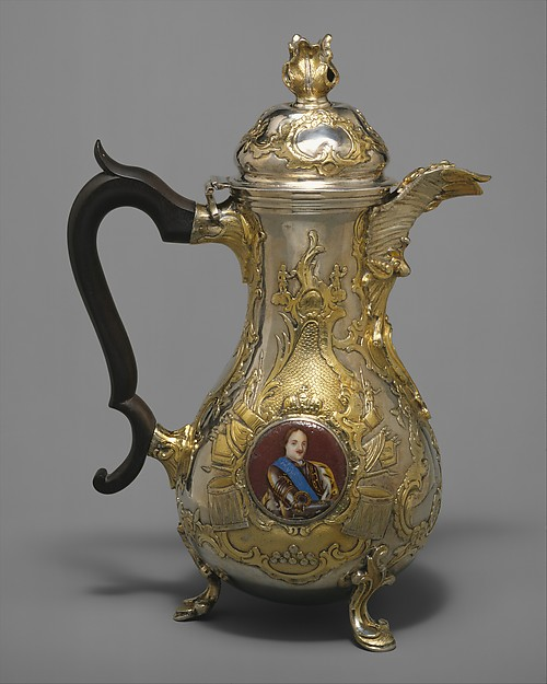 Coffeepot (part of a set)