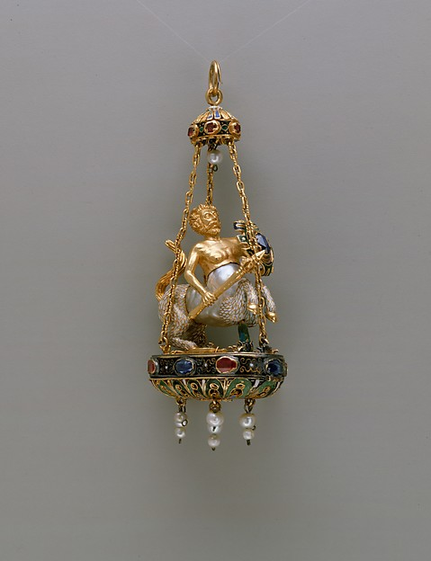 Pendant in the form of a centaur
