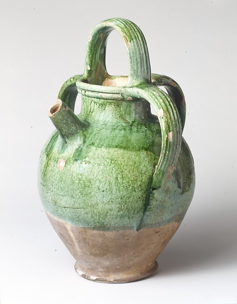 Water jar with spout (vase à bec)