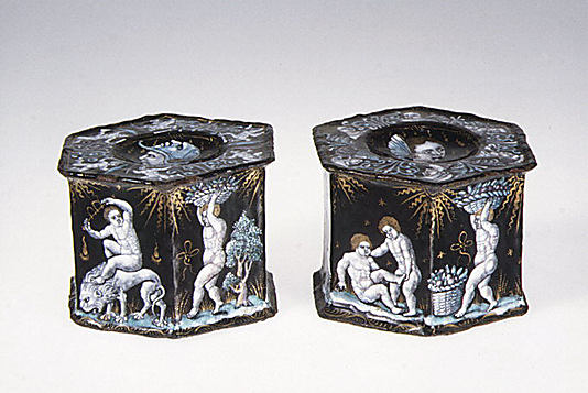 Saltcellar (one of a pair)
