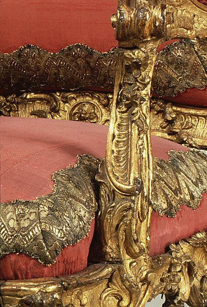 Armchair (Fauteuil à la reine) for Louise-Élisabeth of Parma