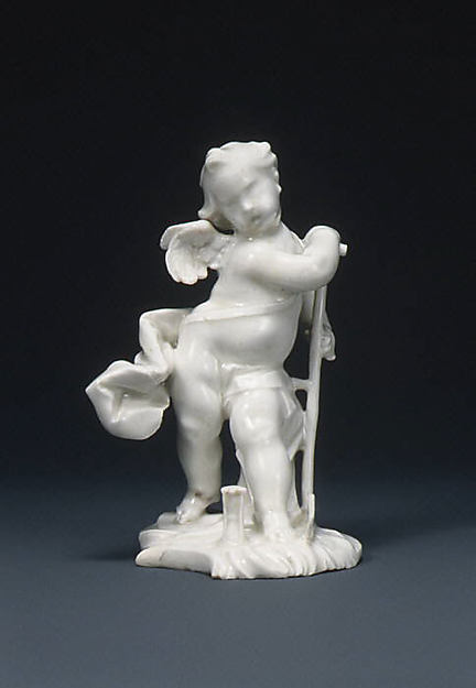 Putto as Saturn