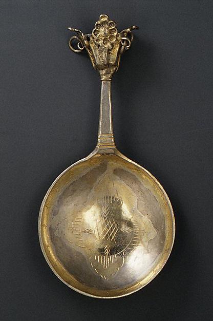 Rattle spoon